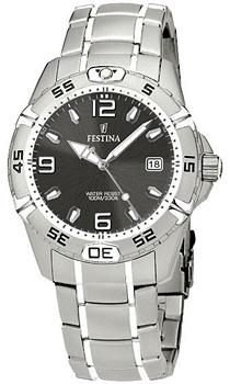 fashion наручные  мужские часы Festina 16170.3. Коллекция Sport