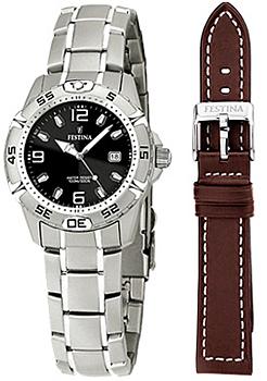 fashion наручные  женские часы Festina 16172.7. Коллекция Sport