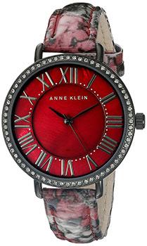 fashion наручные  женские часы Anne Klein 1617BMBY. Коллекция Crystal