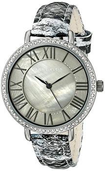 fashion наручные  женские часы Anne Klein 1617GMGY. Коллекция Crystal