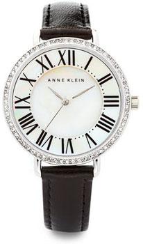 fashion наручные  женские часы Anne Klein 1617MPBK. Коллекция Ring