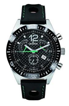 Швейцарские наручные  мужские часы Grovana 1620.9575. Коллекция Sporty