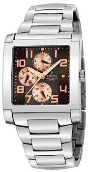 fashion наручные  мужские часы Festina 16234.C. Коллекция Multifunction