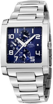 fashion наручные  мужские часы Festina 16234.E. Коллекция Multifunction