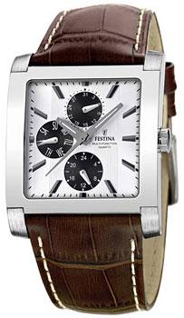 fashion наручные  мужские часы Festina 16235.G. Коллекция Multifunction