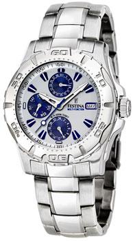 fashion наручные  мужские часы Festina 16242.1. Коллекция Multifunction