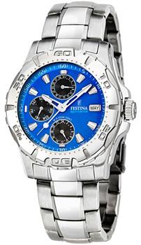 fashion наручные  мужские часы Festina 16242.4. Коллекция Multifunction