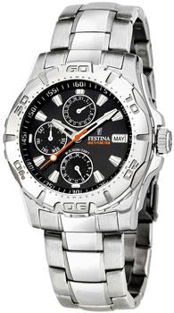 fashion наручные  мужские часы Festina 16242.7. Коллекция Multifunction