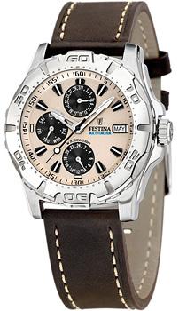 fashion наручные  мужские часы Festina 16243.2. Коллекция Multifunction