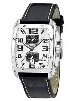 fashion наручные  мужские часы Festina 16259.1. Коллекция Chronograph