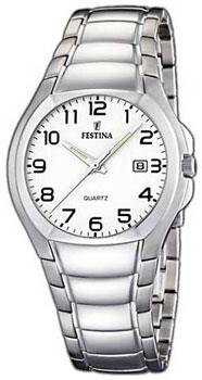 fashion наручные  мужские часы Festina 16262.5. Коллекция Classic