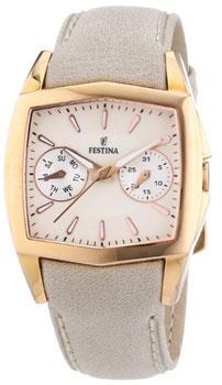fashion наручные  женские часы Festina 16264.G. Коллекция Multifunction