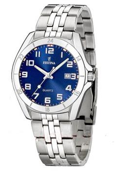 fashion наручные  мужские часы Festina 16278.4. Коллекция Classic