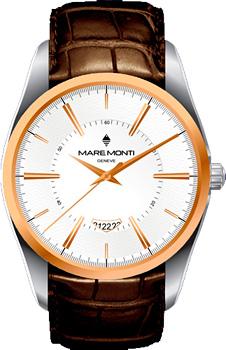 Швейцарские наручные  мужские часы Maremonti 163.367.311. Коллекция Adventure