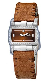 fashion наручные  женские часы Festina 16318.2. Коллекция Milano