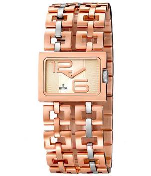 fashion наручные  женские часы Festina 16321.2. Коллекция Milano