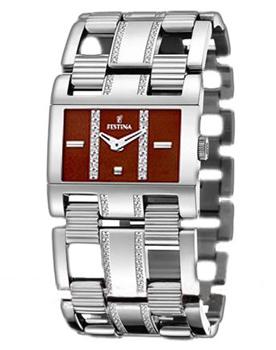 fashion наручные  женские часы Festina 16329.2. Коллекция Milano