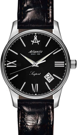 Женские наручные швейцарские часы в коллекции Seaport Atlantic