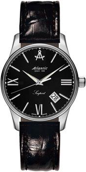 Швейцарские наручные  женские часы Atlantic 16350.41.65. Коллекция Seaport