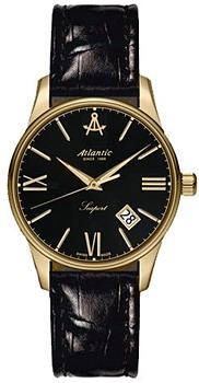 Швейцарские наручные  женские часы Atlantic 16350.45.65. Коллекция Seaport