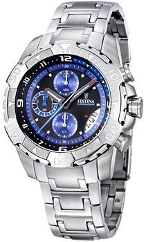 fashion наручные  мужские часы Festina 16358.2. Коллекция Chronograph