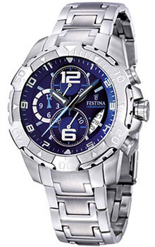 fashion наручные  мужские часы Festina 16358.5. Коллекция Chronograph