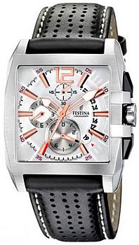 fashion наручные  мужские часы Festina 16363.1. Коллекция Chronograph