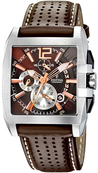 fashion наручные  мужские часы Festina 16363.2. Коллекция Chronograph