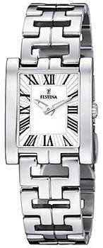 fashion наручные  женские часы Festina 16364.6. Коллекция Classic