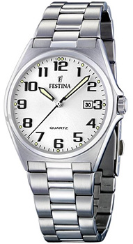 fashion наручные  мужские часы Festina 16374.9. Коллекция Classic
