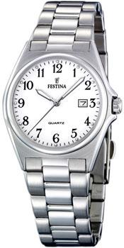 fashion наручные  женские часы Festina 16375.1. Коллекция Classic