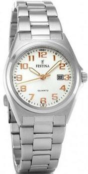 fashion наручные  мужские часы Festina 16375.7. Коллекция Classic