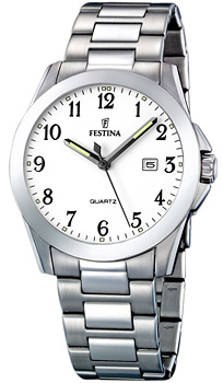 fashion наручные  мужские часы Festina 16376.1. Коллекция Classic