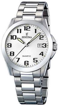fashion наручные  мужские часы Festina 16376.7. Коллекция Classic