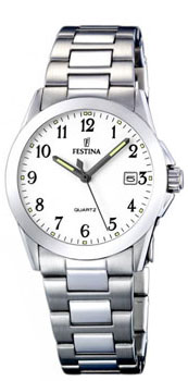 fashion наручные  женские часы Festina 16377.1. Коллекция Classic