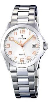 fashion наручные  женские часы Festina 16377.3. Коллекция Classic