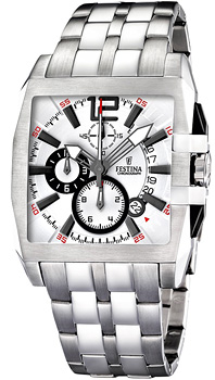 fashion наручные  мужские часы Festina 16393.1. Коллекция Chronograph