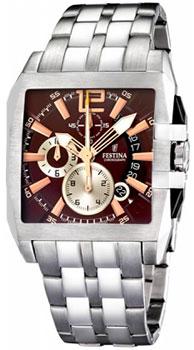 fashion наручные  мужские часы Festina 16393.5. Коллекция Chronograph