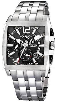 fashion наручные  мужские часы Festina 16393.7. Коллекция Chronograph