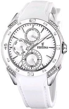fashion наручные  женские часы Festina 16394.1. Коллекция Multifunction