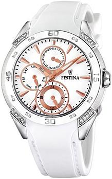 fashion наручные  женские часы Festina 16394.3. Коллекция Multifunction