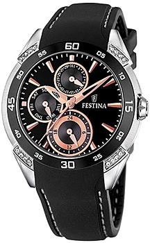 fashion наручные  женские часы Festina 16394.4. Коллекция Multifunction
