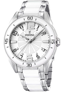 fashion наручные  женские часы Festina 16395.1. Коллекция Sport