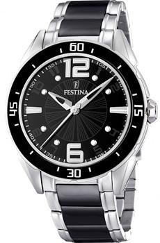 fashion наручные  женские часы Festina 16395.2. Коллекция Sport