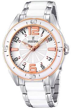 fashion наручные  женские часы Festina 16396.1. Коллекция Sport