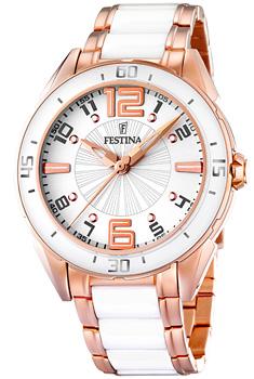 fashion наручные  женские часы Festina 16397.1. Коллекция Sport