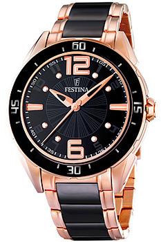 fashion наручные  женские часы Festina 16397.2. Коллекция Sport