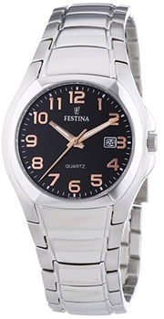 fashion наручные  женские часы Festina 16450.6. Коллекция Classic