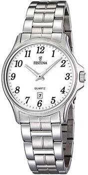 fashion наручные  женские часы Festina 16474.1. Коллекция Classic