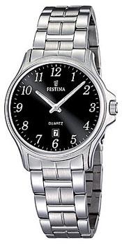 fashion наручные  женские часы Festina 16474.4. Коллекция Classic
